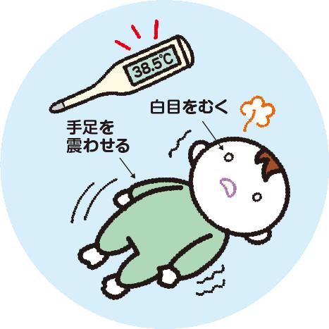 けいれん 原因 熱性 子どものけいれんの原因は「熱あり」「熱なし」で異なる。熱性けいれんや髄膜炎、脳炎、てんかんの可能性は?